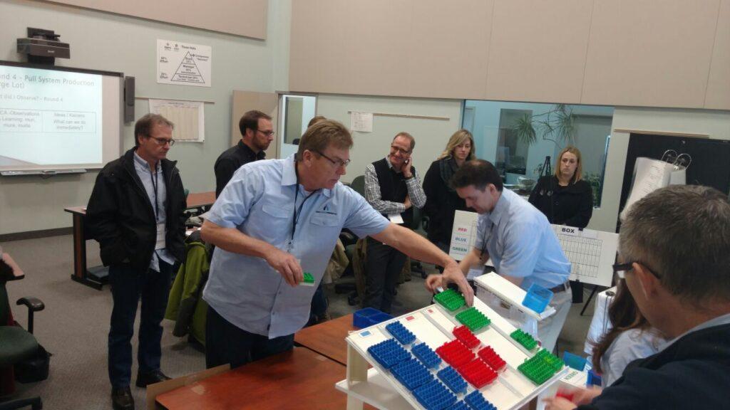 Toyota Production System Simulation Workshop