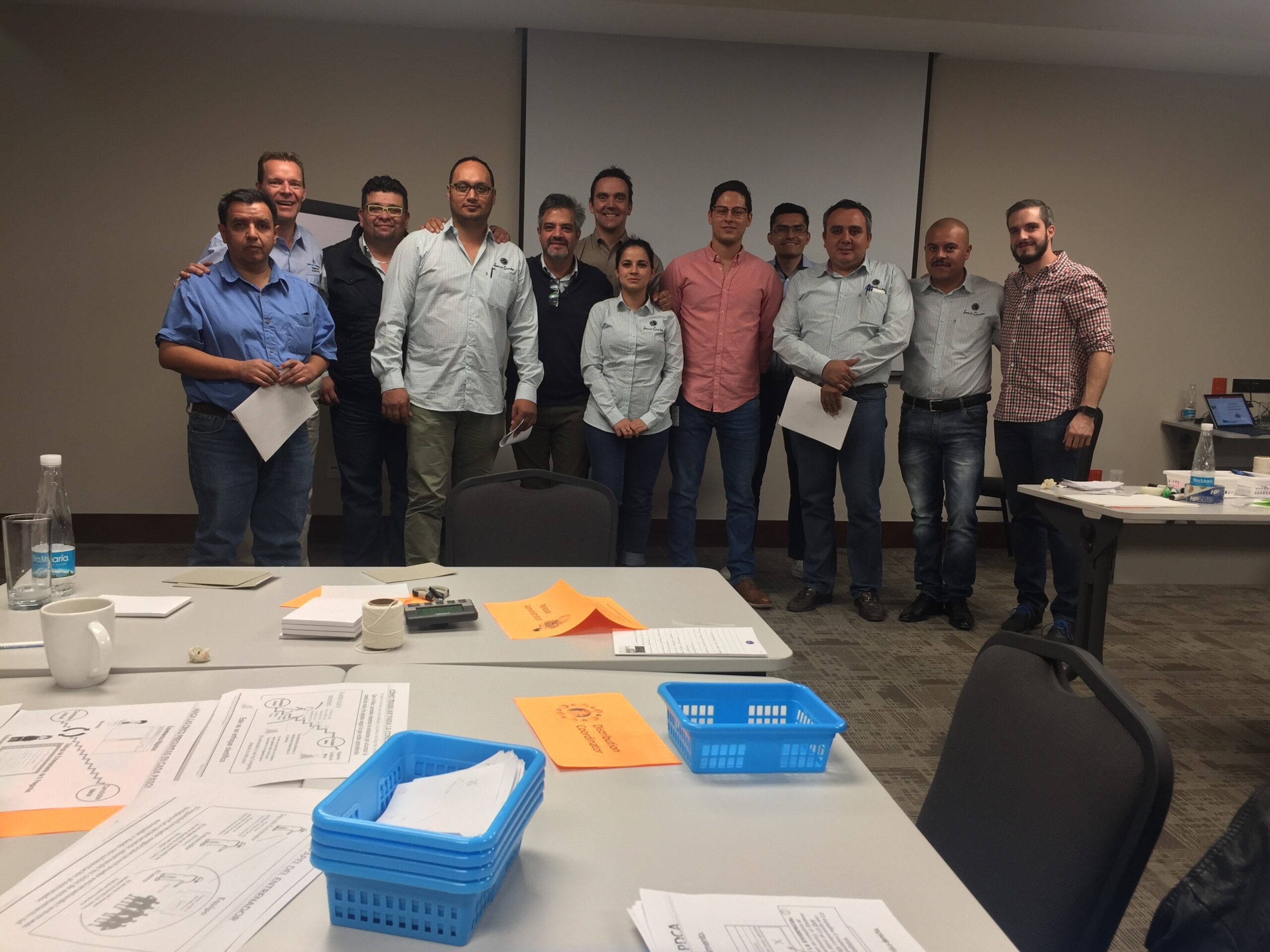 Lean, Mexico Kata workshop from Oct 2017