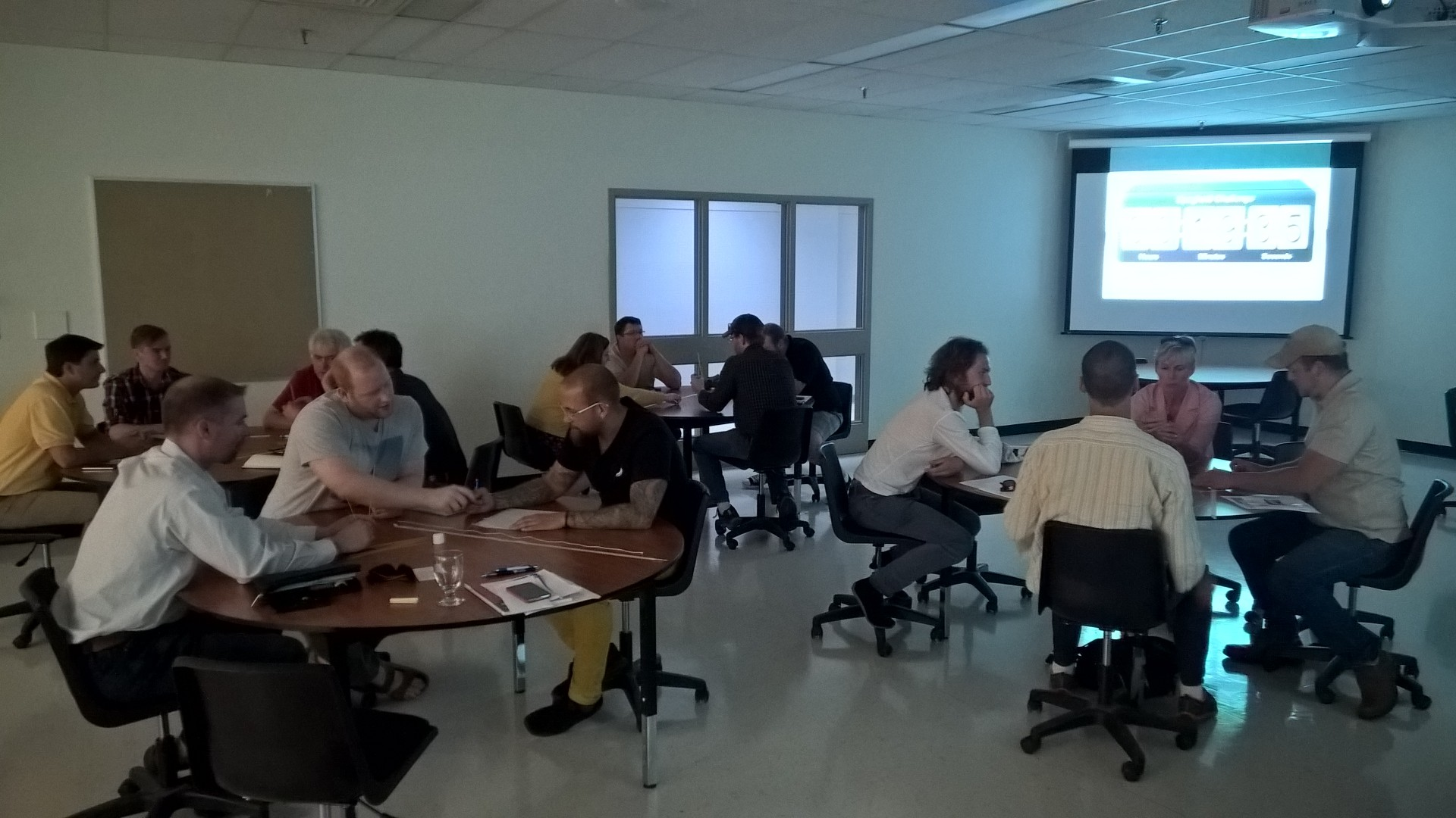 Introduction to Innovation and Continuous Improvement Workshop